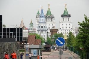 Izmailovsky Markt/Kremel